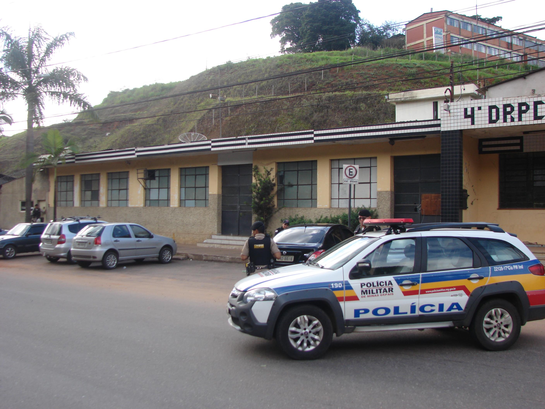 Os policias deixaram o local já por volta das 09h da manhã de hoje