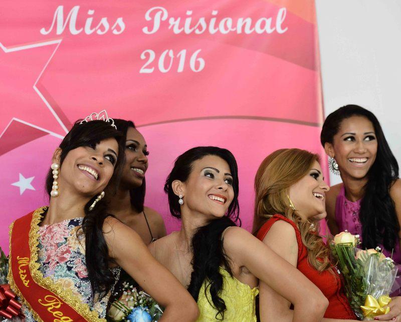 05-04-2016 - [Seds] Miss Prisional na cidade de Montes Claros MG